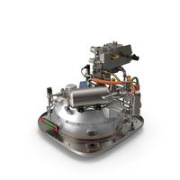 Turboshaft Engine Fuel System PNG & PSD Images