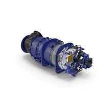 Turboshaft Engine PNG & PSD Images