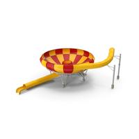 Water Slide Funnel PNG & PSD Images