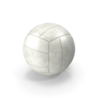 Old Volleyball Ball PNG & PSD Images