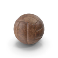 Old Volleyball Ball Vintage PNG & PSD Images