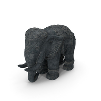 Elephant Statue PNG & PSD Images