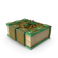 SpellBook Healing Green PNG & PSD Images