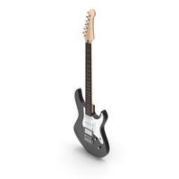 Electric Guitar Black PNG & PSD Images