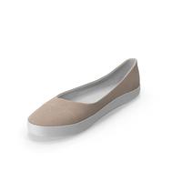 Women's Shoes Beige PNG & PSD Images