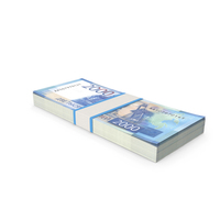 Stack Of Two Thousand Ruble PNG & PSD Images