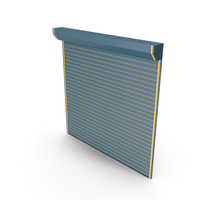 Electric Roller Shutter PNG & PSD Images