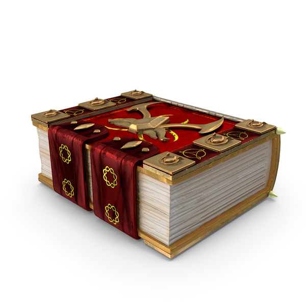 Spell Book Strength PNG & PSD Images