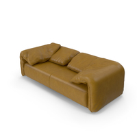 Leather Sofa PNG & PSD Images
