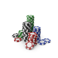 Empty Chips for Casino PNG & PSD Images