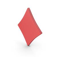 Playing Card Symbol Diamond PNG & PSD Images