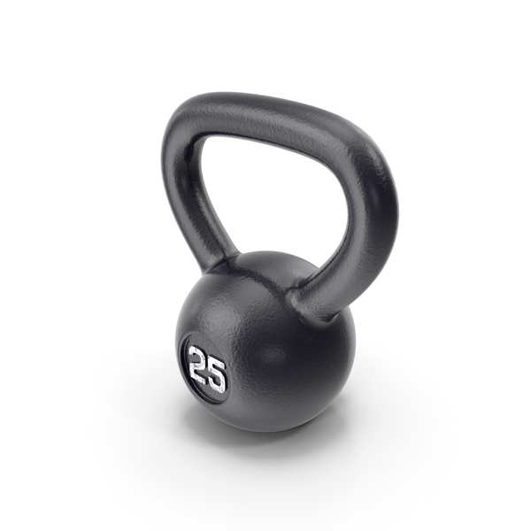 Kettlebell 25 PNG & PSD Images