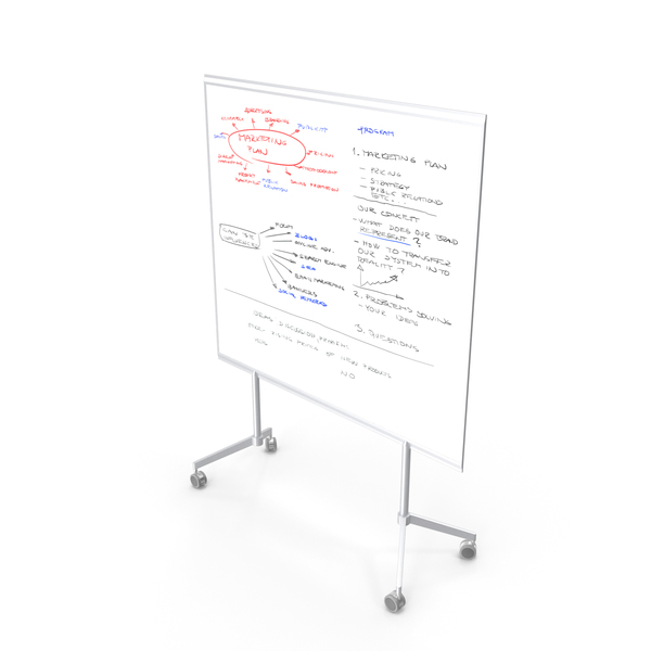 Whiteboard PNG & PSD Images