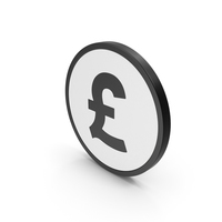 Icon Pound Sterling PNG & PSD Images