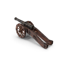 Field Cannon PNG & PSD Images