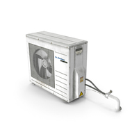 Split Air Conditioner PNG & PSD Images