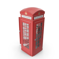 Telephone Box PNG & PSD Images