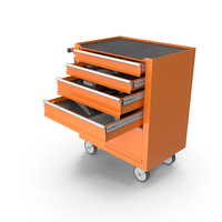 Toolbox Trolley PNG & PSD Images