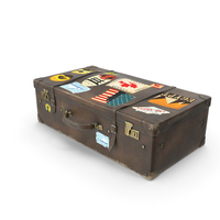 Travel Suitcase PNG & PSD Images