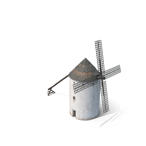 Windmill PNG & PSD Images