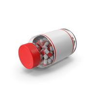 Tablet Bottle PNG & PSD Images
