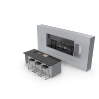 Kitchen Set PNG & PSD Images