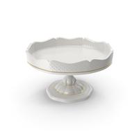 Fancy Porcelain Bowl PNG & PSD Images