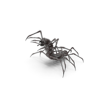 Monster Centipede Black PNG & PSD Images