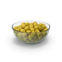 Olives Without Seeds In Bowl PNG & PSD Images