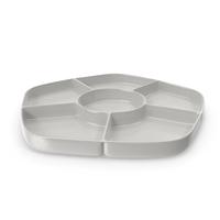 Porcelain 6 Compartment Bowl PNG & PSD Images