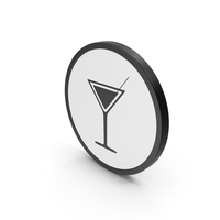 Icon Cocktail Glass PNG & PSD Images
