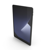 Apple iPad 8 10.2 2020 WiFi and Cellular Space Gray PNG & PSD Images