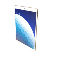 Apple iPad Air 3 10.5  2019  WiFi & Cellular Gold PNG & PSD Images