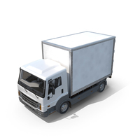 Delivery Truck PNG & PSD Images