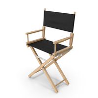 Director Chair PNG & PSD Images