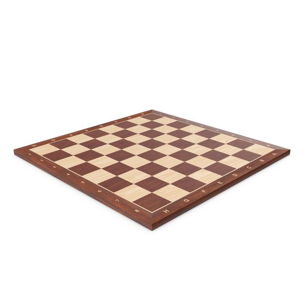 Wooden Chessboard Velvet Green PNG & PSD Images