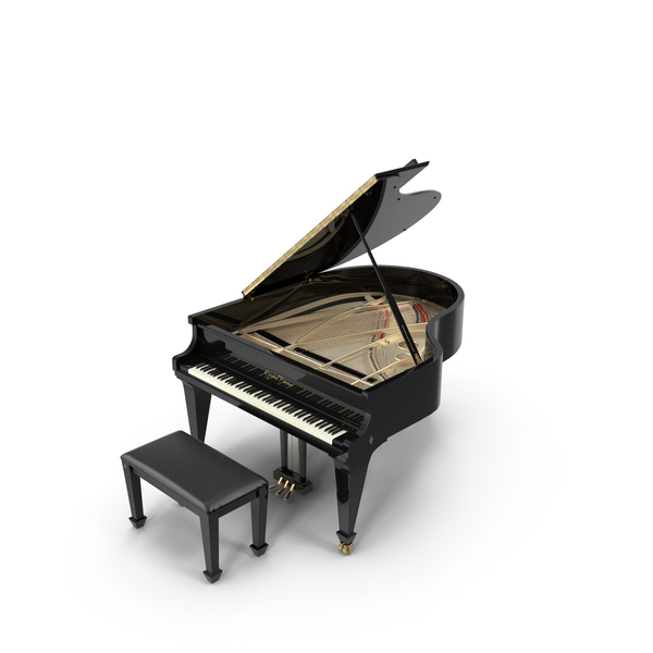 Grand Piano PNG & PSD Images