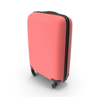 Red Travel Suitcase PNG & PSD Images