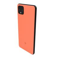 Google Pixel 4 XL Oh So Orange PNG & PSD Images