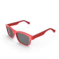 Red Sunglass PNG & PSD Images