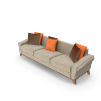 Triple Seat Sofa PNG & PSD Images