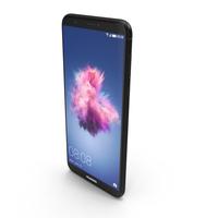 Huawei P Smart/7s Enjoy Black PNG & PSD Images