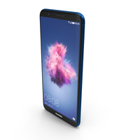 Huawei P Smart/7s Enjoy Blue PNG & PSD Images