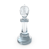 Chess Queen Glass PNG & PSD Images