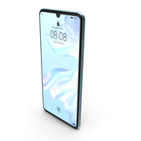 Huawei P30 Breathing Crystal PNG & PSD Images