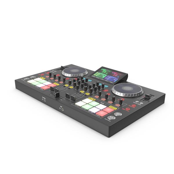 DJ Set PNG & PSD Images