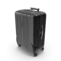 Big Travel Suitcase PNG & PSD Images