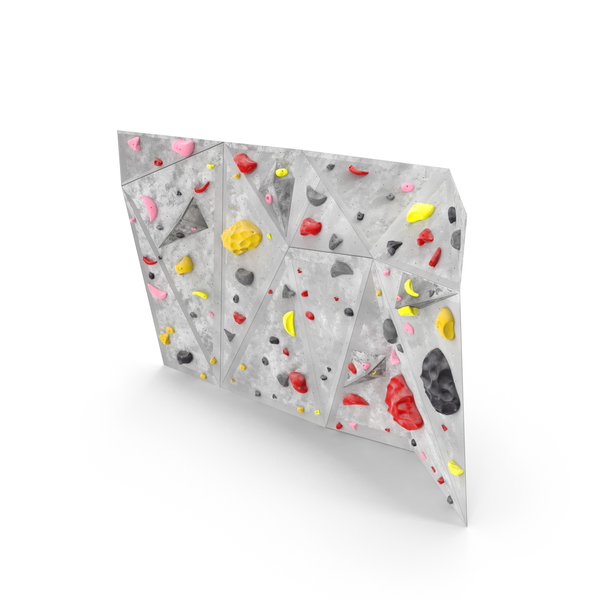 Bouldering Wall PNG & PSD Images