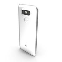 LG G5 Silver PNG & PSD Images