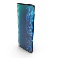 Motorola Edge Solar Black PNG & PSD Images